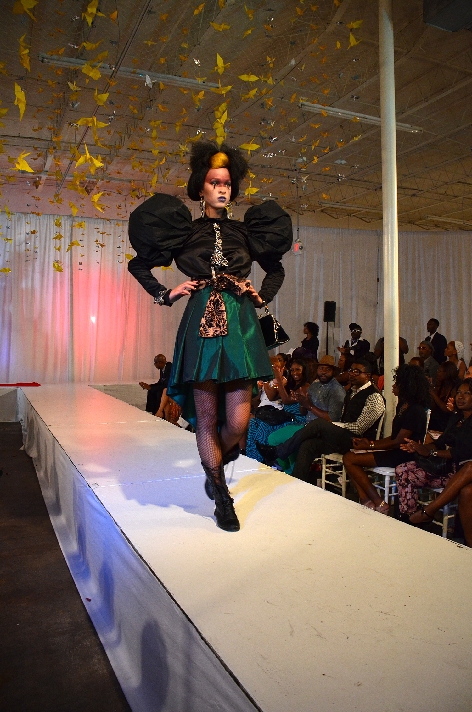 Clothing Designers In Atlanta The event Highlighted